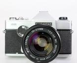 Зеркальный пленочный фотоаппарат Carena 1000 с аксессуарами. Япония. (0618) photo 9