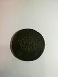 Монета пять копеек 1727 года photo 4