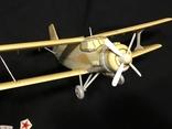 Модель самолета АН-2 под покраску, фото №6
