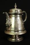 Старый кофейный набор. Серебрение. Европа. (0621) photo 2