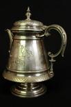 Старый кофейный набор. Серебрение. Европа. (0621) photo 3
