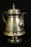 Старый кофейный набор. Серебрение. Европа. (0621) photo 5