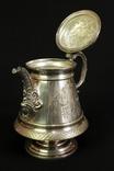 Старый кофейный набор. Серебрение. Европа. (0621) photo 8