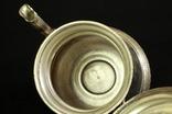 Старый кофейный набор. Серебрение. Европа. (0621) photo 9