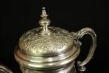 Старый кофейный набор. Серебрение. Европа. (0621) photo 10