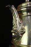 Старый кофейный набор. Серебрение. Европа. (0621) photo 12