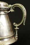 Старый кофейный набор. Серебрение. Европа. (0621) photo 13