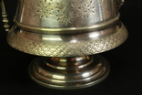 Старый кофейный набор. Серебрение. Европа. (0621) photo 15