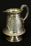 Старый кофейный набор. Серебрение. Европа. (0621) photo 16