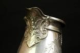Старый кофейный набор. Серебрение. Европа. (0621) photo 20