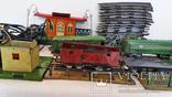 Легендарная Игрушка СССР. Железная дорога ''Пионерская''. Бесплатная доставка photo 156