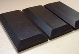 3 шт Подставка для моделей авто масштабом 1:43 Цвет Черный. Материал дерево, фото №10