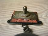 Бз медаль за боевые заслуги квадро колодка оригинал . photo 6