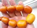 Старинные бочонки из королевского янтаря 94.27 гр без резерва photo 5