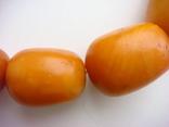 Старинные бочонки из королевского янтаря 94.27 гр без резерва photo 15