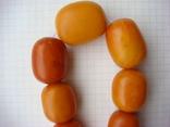 Старинные бочонки из королевского янтаря 94.27 гр без резерва photo 21