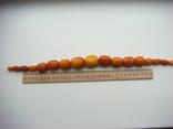 Старинные бочонки из королевского янтаря 94.27 гр без резерва photo 27