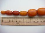 Старинные бочонки из королевского янтаря 94.27 гр без резерва photo 30