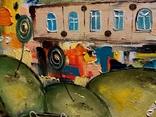 Корабль-чудак. И.Мовчан. 40х30 см. photo 5