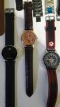 Набір наручних годинників 16 шт. Різні моделі 2 шт б/у + 1 ремінець. photo 7