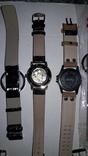 Набір наручних годинників 16 шт. Різні моделі 2 шт б/у + 1 ремінець. photo 15