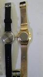 Набір наручних годинників 16 шт. Різні моделі 2 шт б/у + 1 ремінець. photo 17