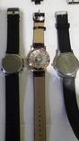Набір наручних годинників 16 шт. Різні моделі 2 шт б/у + 1 ремінець. photo 18