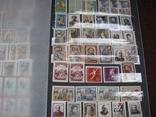 Два больших альбома с чистыми марками СССР /свыше 2200 штук/ 1950-е - 1980-е г.г. photo 4