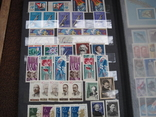 Два больших альбома с чистыми марками СССР /свыше 2200 штук/ 1950-е - 1980-е г.г. photo 7