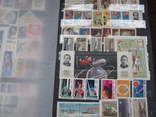 Два больших альбома с чистыми марками СССР /свыше 2200 штук/ 1950-е - 1980-е г.г. photo 10
