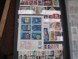 Два больших альбома с чистыми марками СССР /свыше 2200 штук/ 1950-е - 1980-е г.г. photo 11