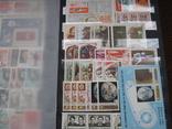 Два больших альбома с чистыми марками СССР /свыше 2200 штук/ 1950-е - 1980-е г.г. photo 18