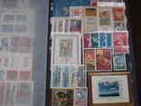 Два больших альбома с чистыми марками СССР /свыше 2200 штук/ 1950-е - 1980-е г.г. photo 22