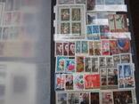 Два больших альбома с чистыми марками СССР /свыше 2200 штук/ 1950-е - 1980-е г.г. photo 26