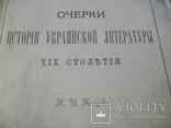 1884 г. История украинской литературы - Киев