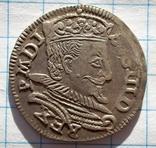 Три гроша Сигизмунда 1598. photo 1