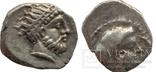 Обол Cilicia Nagidos 400-380 гг до н.э. (70_8) photo 1
