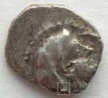 Обол Cilicia Nagidos 400-380 гг до н.э. (70_8) photo 5