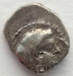 Обол Cilicia Nagidos 400-380 гг до н.э. (70_8) photo 6