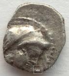 Обол Cilicia Nagidos 400-380 гг до н.э. (70_8) photo 7