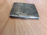 Спичечница серебро-84 photo 6