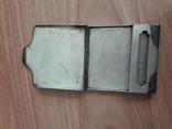 Спичечница серебро-84 photo 8