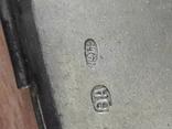 Спичечница серебро-84 photo 10