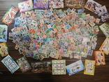 Лот марок с блоками. photo 1
