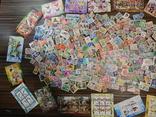 Лот марок с блоками. photo 3