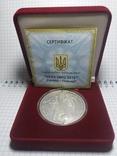 УЕФА ЕВРО 2012 Украина - Польша. Серебро photo 1
