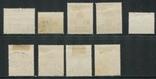 Рейх генералгубернаторство орлы надпечатки - см. 5 фото photo 5