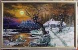 Зимний пейзаж с Аккерманской крепостью photo 1