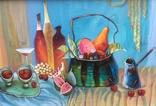 """Натюрморт"".холст.масло.40х60см. А.Романенко. photo 1"