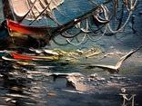 Рыбацкая лодка. И.Мовчан. photo 6